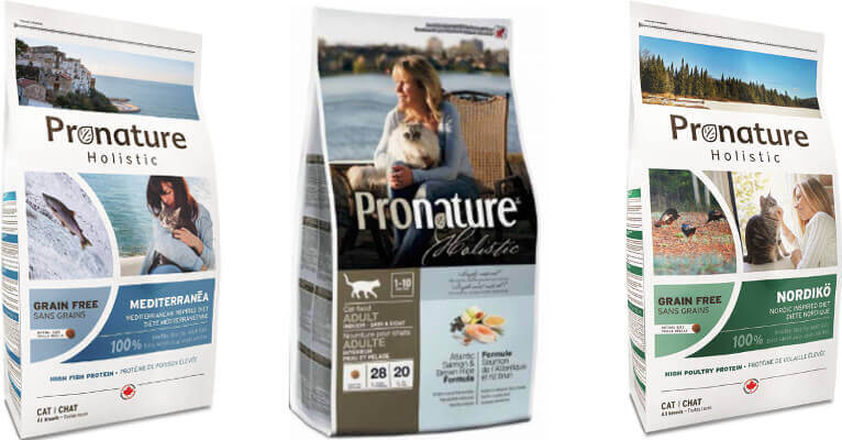 Pronature Holistic для кішок