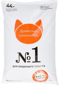 Наповнювач туалетів Super Cat для котів №1