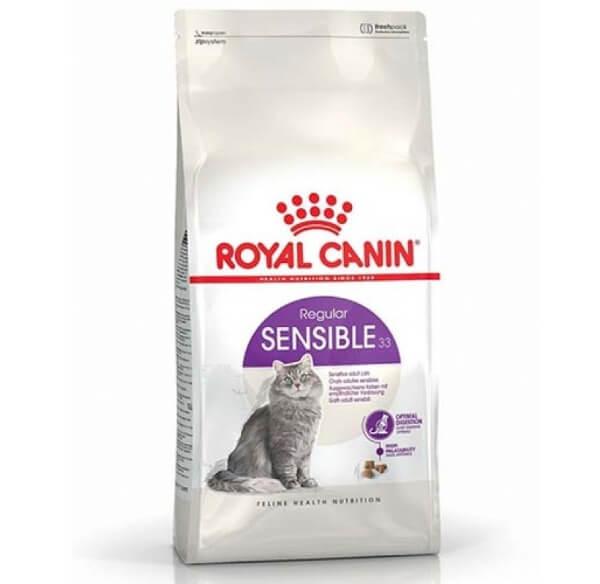 корм для кошек Royal Canin с проблемами пищеварения