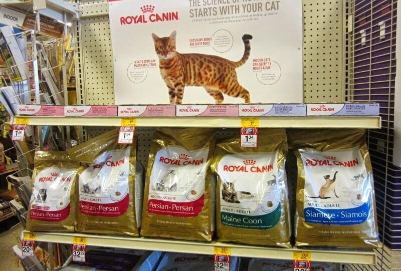 обзор корма royal canin для кошек