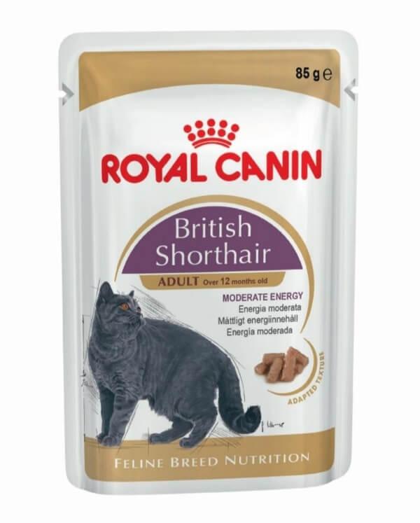 Корм Royal Canin для британских кошек