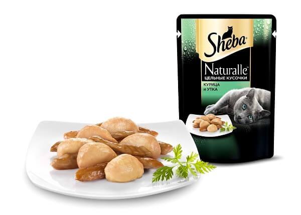 корм Sheba Naturalle