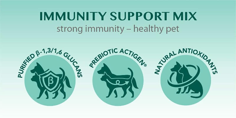 Immunity support mix optimeal