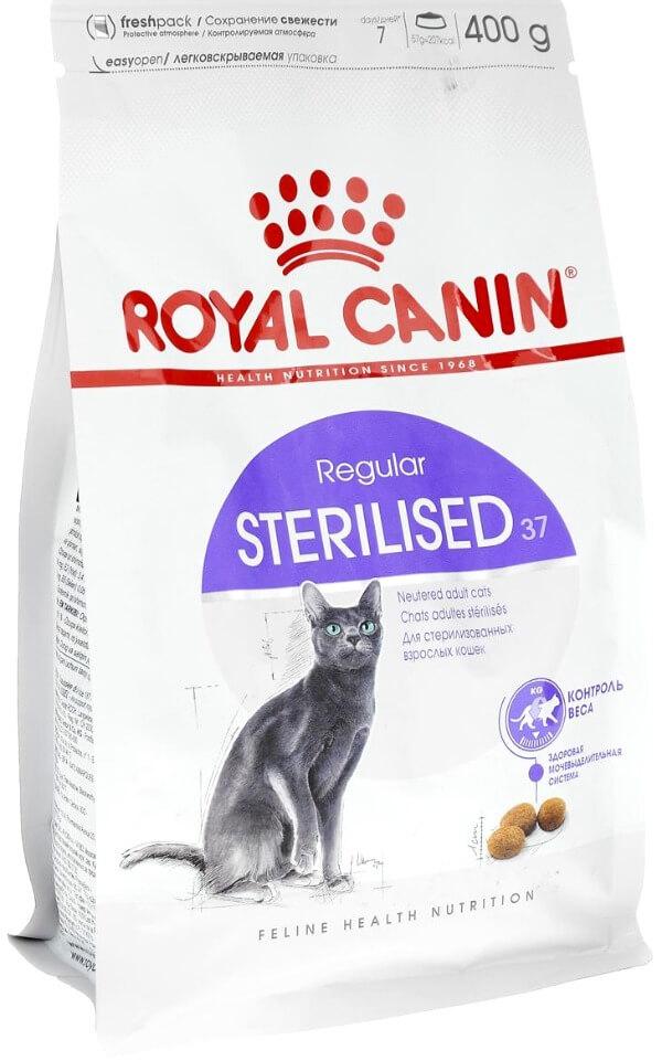 корм Роял Канин для стерилизованных кошек