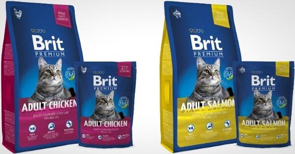 корм Brit для котів