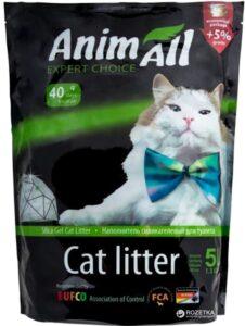AnimAll наповнювач для котів