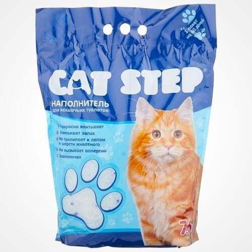 cat step наполнитель