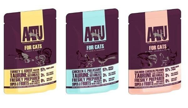 AATU корм для кошек