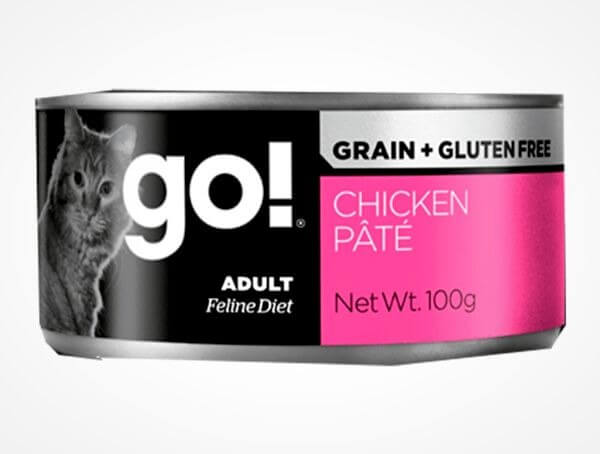 Go! корм для кошек